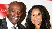 A Streetcar Named Desire opening night – Deion Sanders – Tracey Edmonds