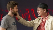 Show Photos - Lonely, I'm Not - Topher Grace - Mark Blum