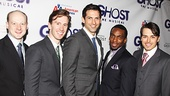 Ghost Opening Night – Jeremy Davis – Stephen Carrasco – Josh Franklin – Daniel J. Watts – Mike Cannon