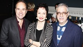 Claire Tow Theater Celebration- Stephen Flaherty- Lynn Ahrens- Ira Weitzman