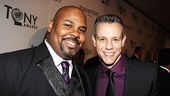2012 Tony Award Best Pairs- James Monroe Iglehart- Adam Pascal