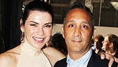 Harvey - Opening Night – Julianna Margulies – Jeff Mahshie
