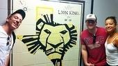 Postcards - The Lion King - tour - Mark David Kaplan - Houston