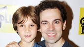 Zachary Unger is thrilled to make his Broadway debut alongside Avenue Q alum Rob McClure.