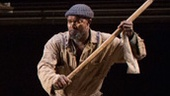 Show Photos - The Train Driver - Ritchie Coster - Leon Addison Brown