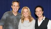 'Scandalous' Press Event — David Friedman - Kathie Lee Gifford – David Pomeranz