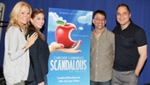 'Scandalous' Press Event - Kathie Lee Gifford - Lorin Latarro - Joel Fram - David Armstrong