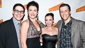 Forbidden Broadway Opening- Marcus Stevens- Natalie Charle Ellis- Jenny Lee Stern- Scott Richard Foster
