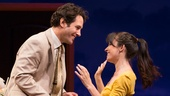 Paul Rudd as Steve and Kate Arrington as Sara in Grace.