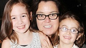 Rosie O'Donnell at 'Once' — Eliza Holland Madore — Rosie O'Donnell — Ripley Sobo