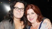 Rosie O'Donnell at 'Once' — Rosie O'Donnell — Anne L. Nathan
