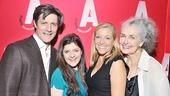Harper Regan Opening Night – Gareth Saxe – Madeleine Martin – Mary McCann – Mary Beth Peil