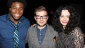 'Cyrano de Bergerac' Opening Night — Okieriete Onaodowan — Jamie Lloyd — Geraldine Hughes