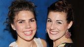 '5 Lesbians Eating a Quiche' Opening Night — Maari Suorsa — Rachel Farmer