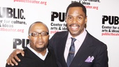 'Wild With Happy' Opening Night — Robert O'Hara — Colman Domingo