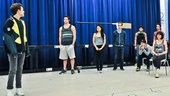 Bare – Rehearsal – Taylor Trensch – cast