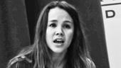 Bare – Rehearsal – Elizabeth Judd