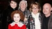 Annie-  Lilla Crawford- Shelly Burch- Martin Charnin- Gabrielle Giffords- Mark Kelly