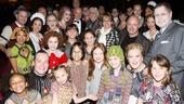 Annie-  Company, Martin Charnin- Gabrielle Giffords- Mark Kelly