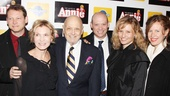 Annie- Charles Strouse and family