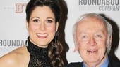 'Mystery of Edwin Drood' Opening Night — Stephanie J. Block — Jim Norton