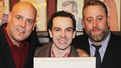Chaplin – Rob McClure Sardis – Peter Kaiser – Rob McClure – Jed Abrahams
