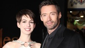 Oscar buzz is already building for Anne Hathaway and Hugh Jackman.