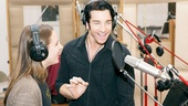 'The Mystery of Edwin Drood' Cast Recording Session — Jessie Mueller — Andy Karl