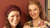 Postcards - Les Miserables - tour - Pittsburgh - Briana Carlson-Goodman