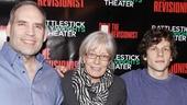 'The Revisionist' Opening — Daniel Oreskes — Vanessa Redgrave — Jesse Eisenberg