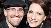 Hands on a Hardbody – Opening Night – Matthew Stern – wife