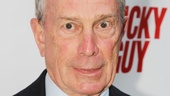 'Lucky Guy' Opening — Mayor Michael Bloomberg