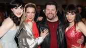 Kinky Boots Opening- Celina Carvajal- Adinah Alexander -Daniel Stewart Sherman –Ellyn Marie Marsh