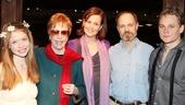 Vanya- Genevieve Angelson- Sigourney Weaver- Carol Burnett- David Hyde Pierce- Billy Magnussen