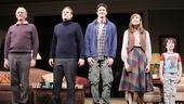 The Assembled Parties – Opening Night – Mark Blum – Jonathan Walker – Jake Silbermann – Lauren Blumenfeld – Alex Dreier
