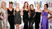 Jekyll & Hyde- Blair Ross- Emmy Raver-Lampman- Dana Costello- Courtney Markowitz- Ashley Loren- Haley Swindal- Wendy Fox