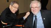 2013 Tony Nominee Brunch — Nicholas Martin — Christopher Durang