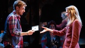 Arthur Darvill and Joanne Christie in 'Once': Show Photos — Arthur Darvill — Joanne Christie