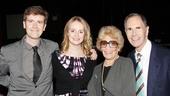 Abbot Award- Laurence O'Keefe- Nell Benjamin- Freddie Gershon- Myrna Gershon