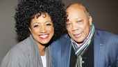 Quincy Jones at 'Motown' — Marva Hicks — Quincy Jones