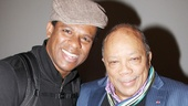 Quincy Jones at 'Motown' — Ryan Shaw — Quincy Jones
