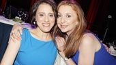 2013 Drama League Awards Luncheon — Judy Kuhn — Donna Murphy