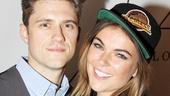 'Graceland' Cast and Aaron Tveit at 54 Below — Aaron Tveit — Serinda Swan