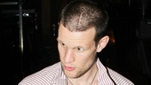 'Doctor Who' Stars at 'Once' — Matt Smith