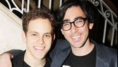 2013 Theatre World Awards — Taylor Trensch — Max Crumm