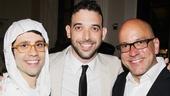 'Venice' Opening at the Public — Chase Brock — Matt Sax — Eric Rosen