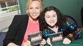 Annie-  CD Signing- Jane Lynch- Lilla Crawford