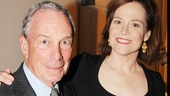 Vanya and Sonia and Masha and Spike- Mayor Michael Bloomberg- Sigourney Weaver