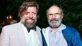 'The Comedy of Errors' Opening in Central Park — Oskar Eustis — Daniel Sullivan