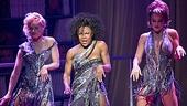 Show Photos - Flashdance - tour - Kelly Felthous - DeQuina Moore - Katie Webber